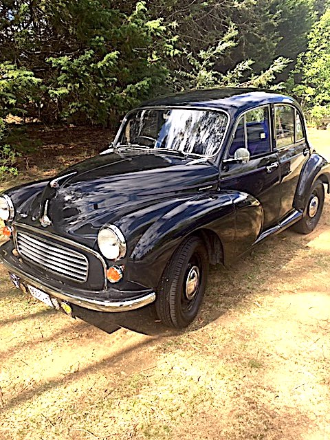 For sale Morris Minor 1000 4-door sedan