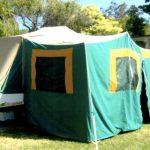 Camper roo trailer