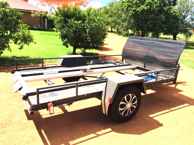 Minor Classifieds car trailer