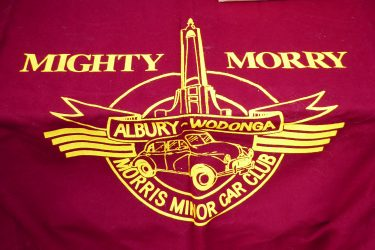 Mighty Morry Muster